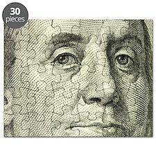 Benny Closeup Puzzle