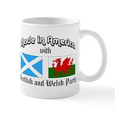 Scottish-Welsh Mug