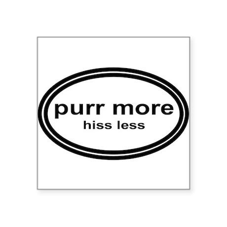 purr more Sticker