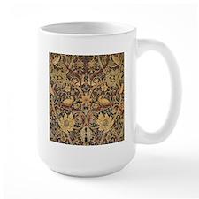 Vintage Morris Tapestry Mugs