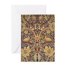 Vintage Morris Tapestry Greeting Cards