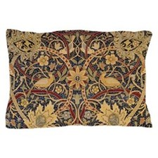 Vintage Morris Tapestry Pillow Case