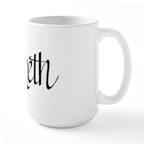 Macbeth Large Mug