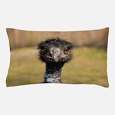 Portrait of an Emu Pillow Case