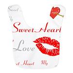 OYOOS Swee Heart design Bib