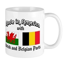 Welsh-Belgian Mug