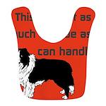 OYOOS Dog Attitude design Bib