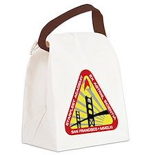 STAR TREK SFA Canvas Lunch Bag