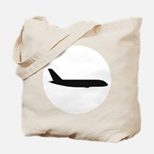 Airbus A380 (side) Tote Bag