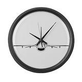 F 16 Giant Clocks