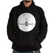 F-16 Fighting Falcon (front) Hoodie