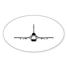 F-16 Fighting Falcon (front) Decal