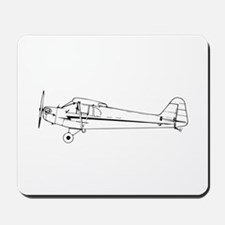 Piper J3 Cub Mousepad