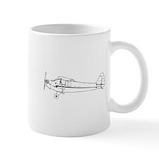 Piper J3 Cub Mugs