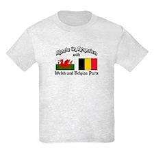 Welsh-Belgian T-Shirt
