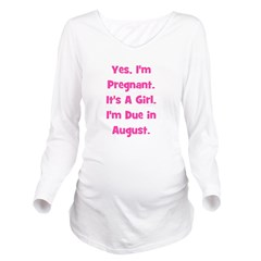 pregnant_girl_august_TR.png Long Sleeve Maternity