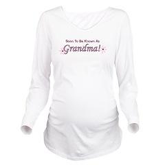 soontobeknownas_grandma.png Long Sleeve Maternity