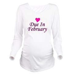 pinkheart_duein_february.png Long Sleeve Maternity