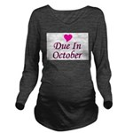 pinkheart_duein_october.png Long Sleeve Maternity