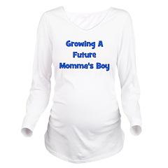 growingafuturemommasboy.png Long Sleeve Maternity