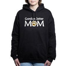 Gordon Setter Mom Hooded Sweatshirt