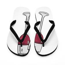 OYOOS Wine glass design Flip Flops