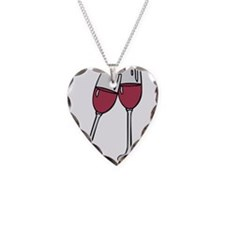 OYOOS Wine glass design Necklace