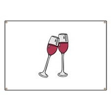 OYOOS Wine glass design Banner