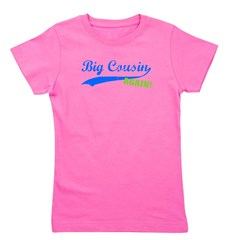 bigcousin_blue_again.png Girl's Tee