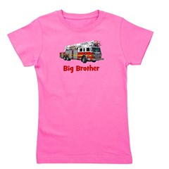 firetruck_bigbrother.png Girl's Tee