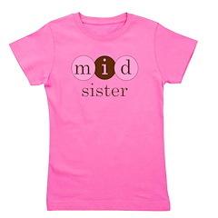 circles_mid_sister.png Girl's Tee
