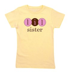 circles_lil_sister.png Girl's Tee