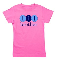 circles_lil_brother.png Girl's Tee