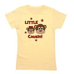 Monkey_LittleCousin_girl.png Girl's Tee