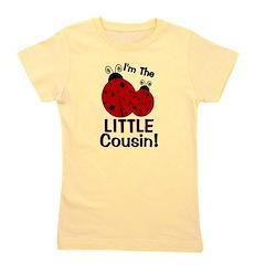 imtheLITTLEcousin_ladybug2.png Girl's Tee