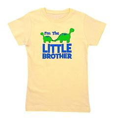 imtheLITTLEbrother_dino.png Girl's Tee