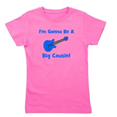 imgonnabeabigcousin_blue.png Girl's Tee