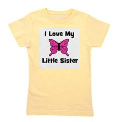 ilovemylittlesister.png Girl's Tee