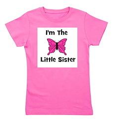 imthelittlesister.png Girl's Tee