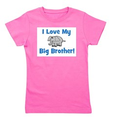 ilovemybigbrother.png Girl's Tee