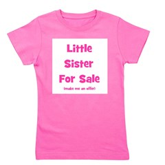 littlesisterforsale_offer_pink.png Girl's Tee