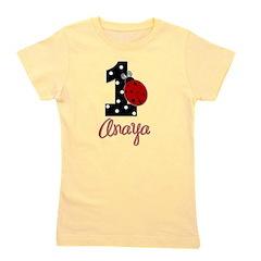 1 Ladybug ANAYA - Custom Girl's Tee