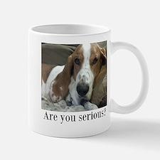 Annoyed Dog Mug