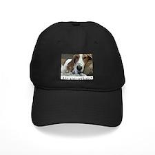 Annoyed Dog Baseball Hat
