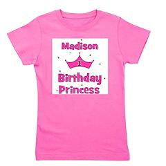 birthdayprincess_1st_MADISON.png Girl's Tee