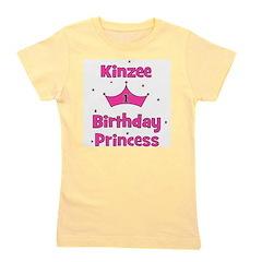 birthdayprincess_1st_KINZEE.png Girl's Tee