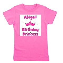 2-birthdayprincess_1st_ABIGAIL.png Girl's Tee