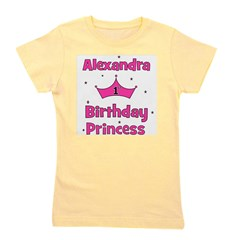 birthdayprincess_1st_ALEXANDRA.png Girl's Tee