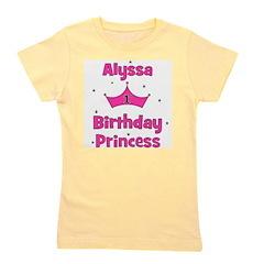birthdayprincess_1st_ALYSSA.png Girl's Tee