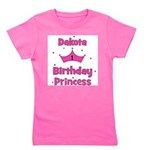 birthdayprincess_1st_DAKOTA.png Girl's Tee